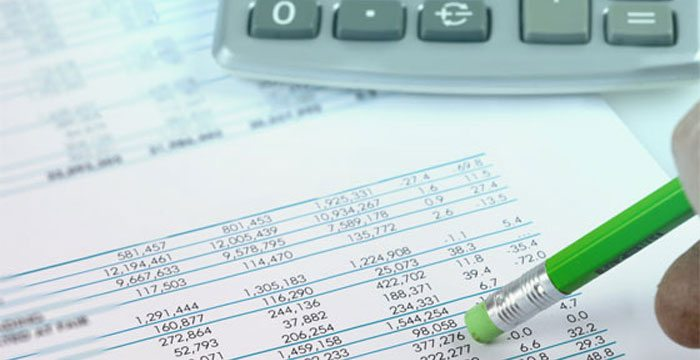 Looking at investment account details
