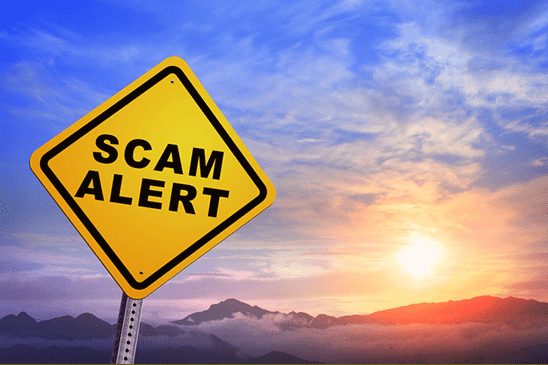 Spot Investment Scams