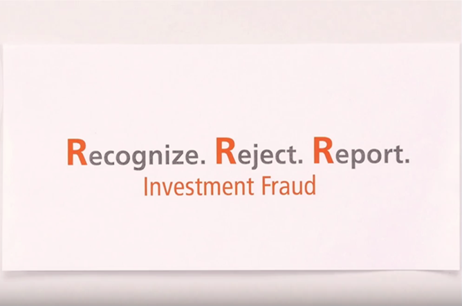 Investment Fraud Explained