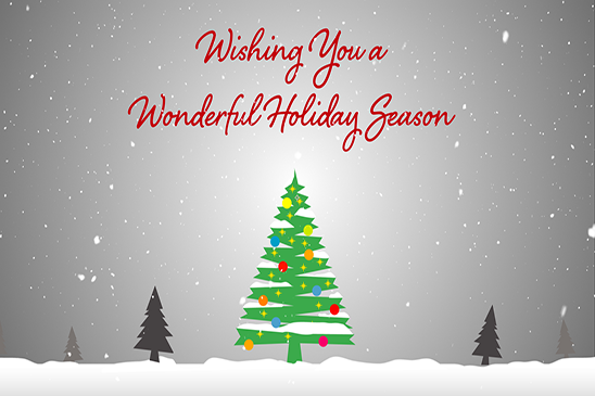 Season's Greetings from BCSC InvestRight