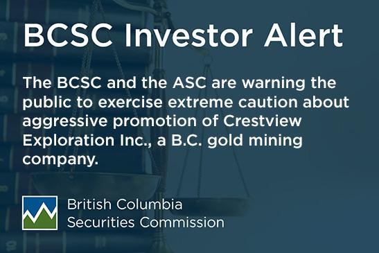Investor Alert: Aggressive stock promotion exploits fears of coronavirus recession