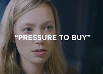 Pressure<br>to Buy
