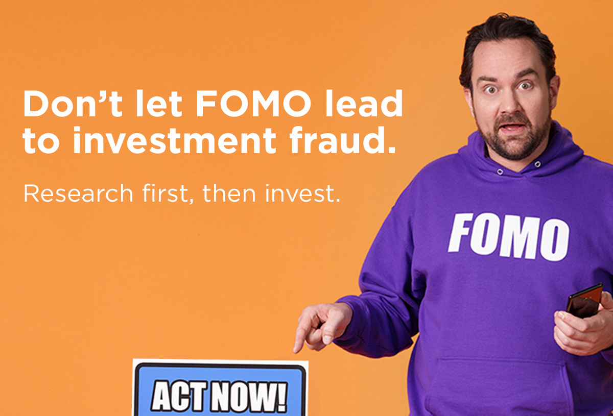 Younger, FOMO-inclined Adults View Social Media as Source for Investment Tips